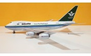 Saudi Arabian Airlines B747SP HZ-AIJ