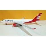 Air Berlin OneWorld A330-200 D-ABXA