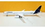 Lufthansa A321 D-AISP