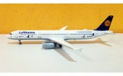 Lufthansa Crane Protection Germany A321 D-AIRR