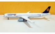 Lufthansa Fanhansa A321 D-AIDG