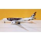 Etihad Cargo Year of Zayed B777-200F A6-DDE
