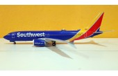 SouthWest Airlines B737MAX8 N8706W