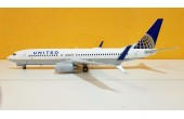United Airlines B737-800S N14237