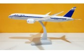 EL AL Israel Airlines Retro B787-9 4X-EDF
