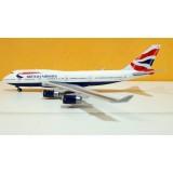 British Airways B747-400 G-BYGF