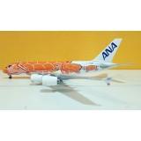 All Nippon Airways Flying Honu Ka La A380 JA383A