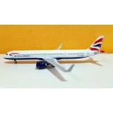 British Airways A321neo G-NEOP