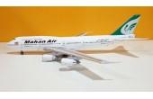 Mahan Air B747-300 EP-MNE