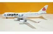 Cargolux Airlines Sealife Trust B747-400F LX-ECV