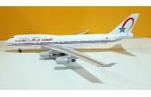 RAM Royal Air Maroc B747-400 CN-RGA