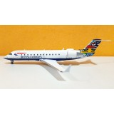 British Airways Ndebele CRJ-200LR G-MSKL