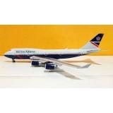 British Airways Landor 100th B747-400 G-BNLY