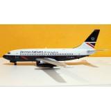 British Airways Birmingham B737-200 G-BKYL
