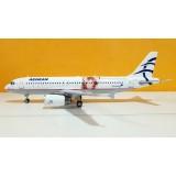 Aegean Airlines Acropolis Museum A320 SX-DVV