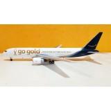 Amazon Prime Air Go Gold B767-300ER N313AZ