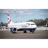 [PRE-ORDER] Comair British Airways B737MAX8 ZS-ZCA