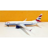 Comair British Airways B737MAX8 ZS-ZCA