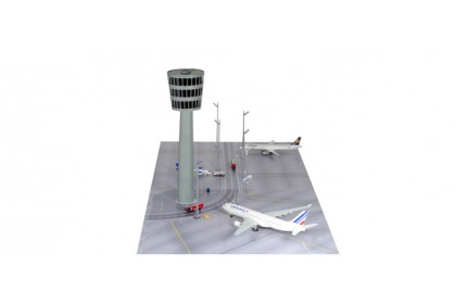 Airport Tower Construction Kit