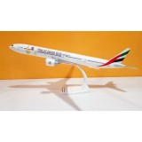 Emirates Airlines Year of Zayed 2018 B777-300ER A6-EPP