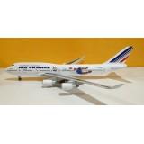 Air France World Cup 98 B747-400 F-GEXA