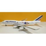 Air France World Cup 98 (FD) B747-400 F-GEXA