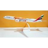 Emirates Airlines Orange Expo 2020 B777-300ER A6-EPO
