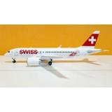 Swiss International Airlines A220-100 HB-JBB