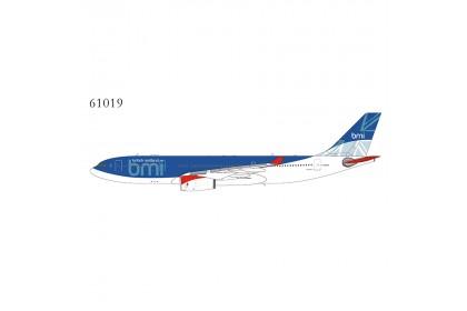 BMI British Midland Airways A330-200 G-WWBM