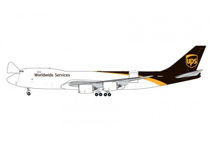 [PRE-ORDER] UPS United Parcel Service B747-8F N606UP