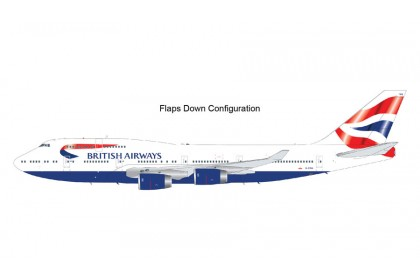 [PRE-ORDER] British Airways (FD) B747-400 G-VICN