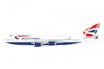 [PRE-ORDER] British Airways B747-400 G-VICN