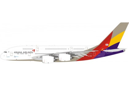[PRE-ORDER] Asiana Airlines A380 HL7641