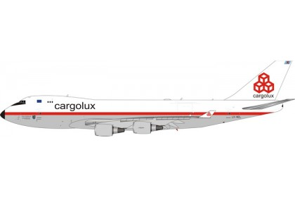 [PRE-ORDER] Cargolux Airlines Retro B747-400F LX-NCL