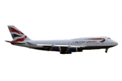 [PRE-ORDER] British Airways B747-400 G-BYGG