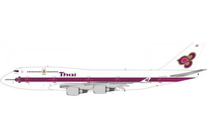 [PRE-ORDER] Thai Airways King Logo B747-400 HS-TGA