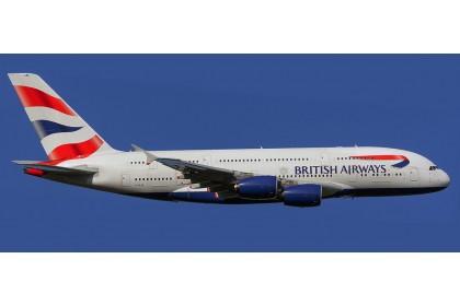 [PRE-ORDER] British Airways A380 G-XLEL
