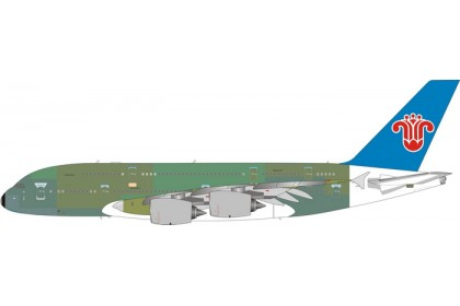 [PRE-ORDER] Airbus Industrie China Southern Airlines Bare Metal A380 F-WWAM