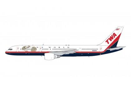 [PRE-ORDER] TWA Trans World Airlines B757-200 N725TW