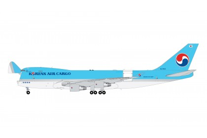 [PRE-ORDER] Korean Air Cargo (Interactive) B747-400F HL7603
