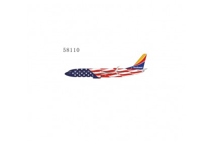 [PRE-ORDER] Southwest Airlines Freedom One B737-800 N500WR