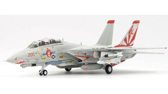 United States Navy Miss Molly Sundowners VF-111 F-14A Tomcat NL200 161621